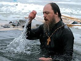 Ижевчан будут крестить в парке Космонавтов