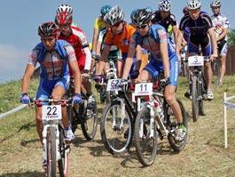 В Ижевск съехались лучшие велогонщики страны