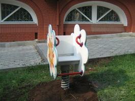 В Ижевске появится первая в России детская площадка у церкви