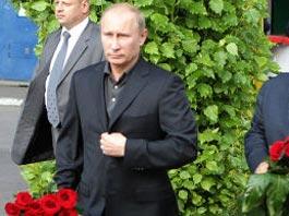 Владимир Путин: «Булгарию» потопила алчность