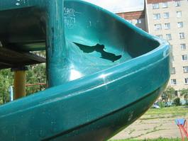 Детские площадки Ижевска опасны для жизни