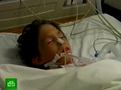 Мальчик из России впал в кому после посещения аквапарка в Турции