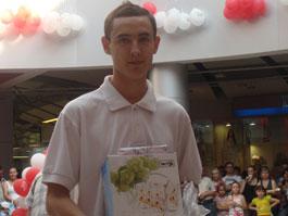13 счастливчиков выиграли призы на «Петровском Фестивале»