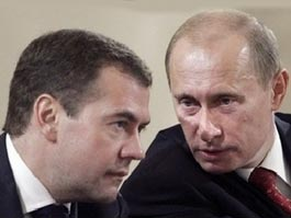 Медведев назвал отказ вручать Путину премию «Квадрига» трусостью