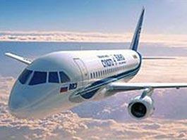 В Екатеринбурге аварийно приземлился самолет Ту-134