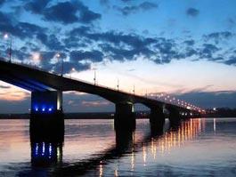 Президент Удмуртии подписал соглашение о строительства моста через Каму