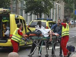 В результате теракта в Норвегии погибло более 80 человек