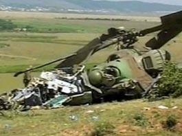 На Чукотке разбился вертолет Ми-8: три человека погибли