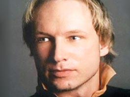 Новые подробности терактов в Осло: Брейвик планировал убить бывшего премьер-министра страны