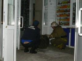 Из-за отключения электроэнергии в  Ижевске чуть не сгорел магазин