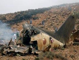 В Марокко самолет врезался в гору, погибли 80 человек