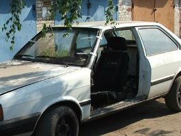 В Ижевске задержали  пьяного водителя на авто без дверей и сидений