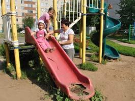 Как ижевчанам сделать детские площадки безопасными