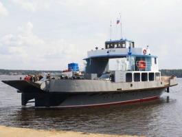 Из-за трагедии на «Булгарии» в Удмуртии закрыли два парома