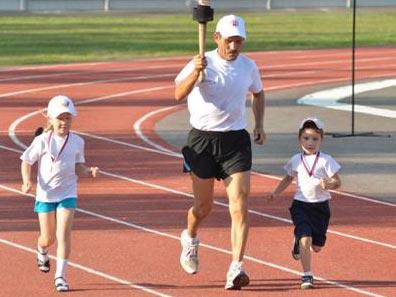 На открытии юбилейной «удмуртской олимпиады» состоялось авиашоу