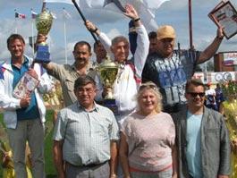 На сельских играх победу одержала малопургинская команда
