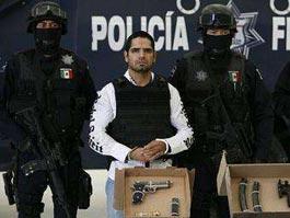 Мексиканец признался в 1500 убийствах