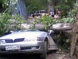 Ущерб от торнадо в Благовещенске составил 80 миллионов рублей