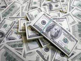 Курс доллара упал на 16 копеек