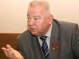В Ижевск приедет космонавт Георгий Гречко