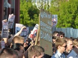 Автомобилисты Ижевска устроят митинг протеста против повышения цен на бензин