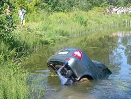 Загадочная гибель двух красавиц в Удмуртии: девушки утонули вместе с машиной