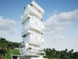 В Ливане построят «неустойчивый» дом