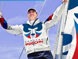 Логотипом сборной России для зимней Олимпиады-2014 стал медведь