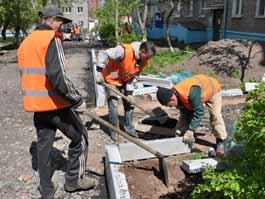 Коммунальщики тормозят ремонт межквартальных дорог в Ижевске