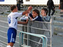 «Зенит-Ижевск» разгромил «Сызрань 2003», забив четыре безответных гола