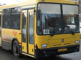 В Ижевске перенесли остановку автобуса №40 из Центра на улицу Ленина