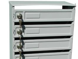 Новые почтовые ящики украсят ижевские подъезды