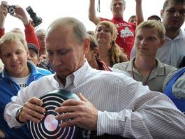 Владимира Путина назвали «терминатором сковородок»