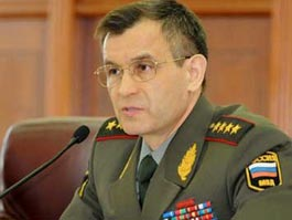 Глава МВД России Рашид Нургалиев вручит медали полицейским Ижевска