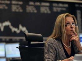 Российский рынок акций начал день с резкого снижения