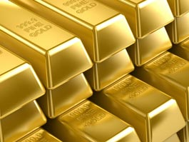 Цена на золото достигла нового рекорда