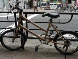 В Ижевске бомж воровал велосипеды
