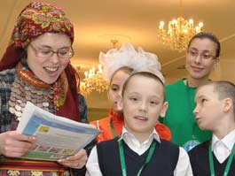 В Ижевске прошло открытие корпоративной благотворительной программы «Счастливое детство-2011»
