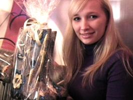 Летом самых красивых девушек Ижевска наградили валенками