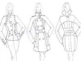 Ученица модельера Славы Зайцева придумала форму для муниципальной милиции Ижевска