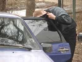 В Удмуртии тонированные авто окажутся в центре внимания полицейских