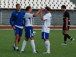 «Зенит-Ижевск» закончил серию побед «Тюмени»