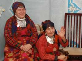 «Бурановские бабушки» поспорят с Владимиром Путиным за звание «Личность финно-угорского мира»