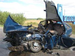 В Удмуртии в результате тройного столкновения пострадало 8 человек