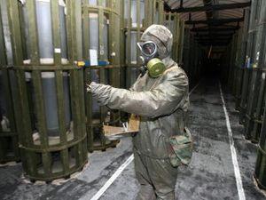 Уничтожение химоружия в Кизнере решено перенести на два года