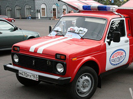 Ижевчан прокатят на детском электромобиле «Калинка»