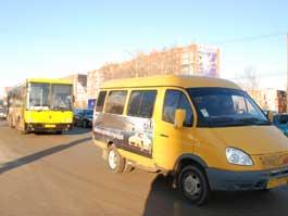 В Ижевске появились два новых автобусных маршрута