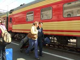 С 1 сентября ижевские студенты смогут ездить в поездах за полцены