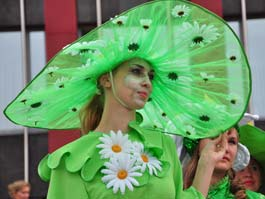 Праздник цветов в Ижевске пройдет 9 сентября