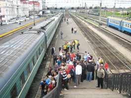 В Удмуртии в поездах дальнего следования вводится система скидок